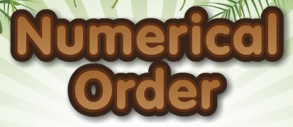 Numberical Order