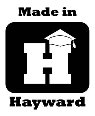 Made In Hayward Logo