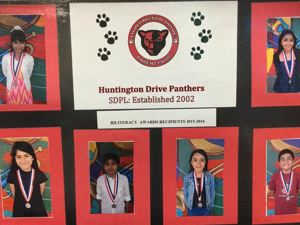 Congratulations to our students for showing their skills and receiving this  prestigious award. We are proud of you. Way to go Panthers!