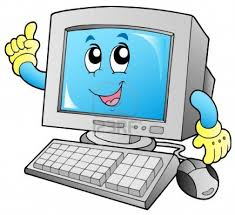 Student website links computer clipart