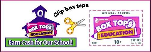 Graphics of Box Tops
