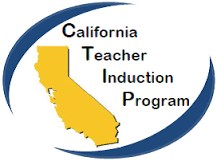 california teacher induction program logo