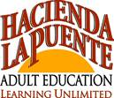 Hacienda La Puente Adult Education Learning Unlimited logo
