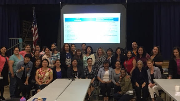 District English Learner Advisory Committee DELAC