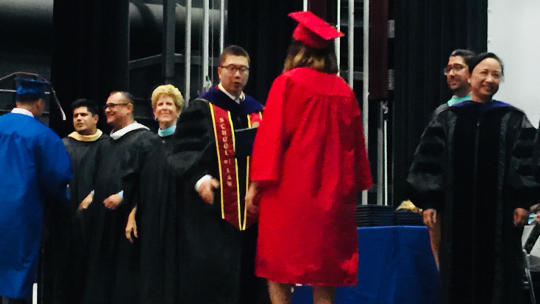 Class of 2018 Summer Commencement Exercises