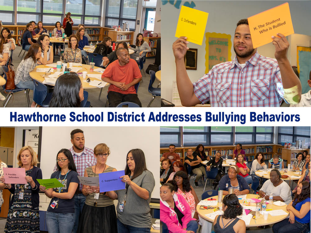 Bullying Behavior Training