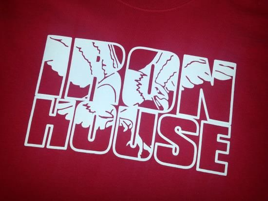 Iron House Logo