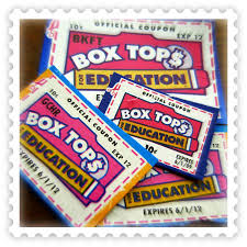 Box Top Coupons
