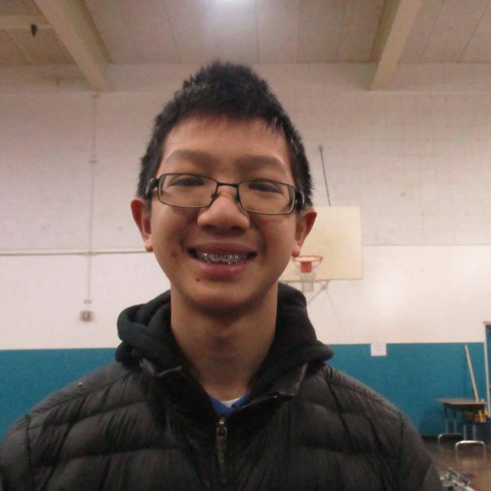 It was so exciting. - Ryan Wong