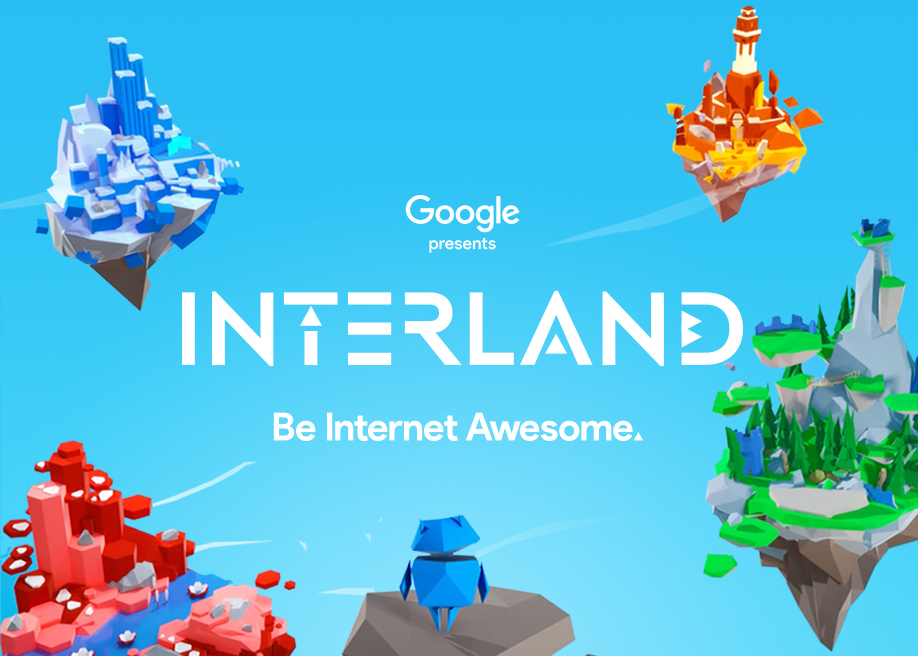 Google Interland logo