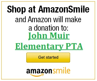 Image of Amazon Smile Fundraising  Shop Amazon Smile and Amazon will make a donation to John Muir Elementary PTA - Click to get Started