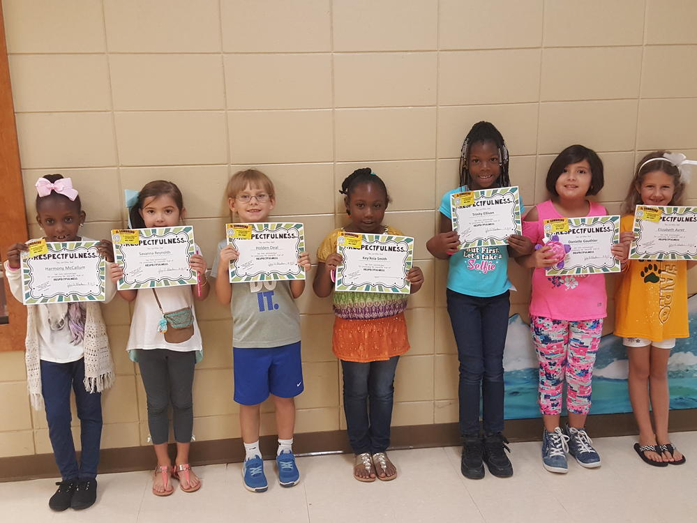 Good Citizens for August 2017