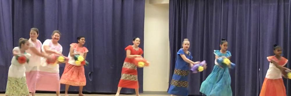Pearblossom student dancers perform at Open House