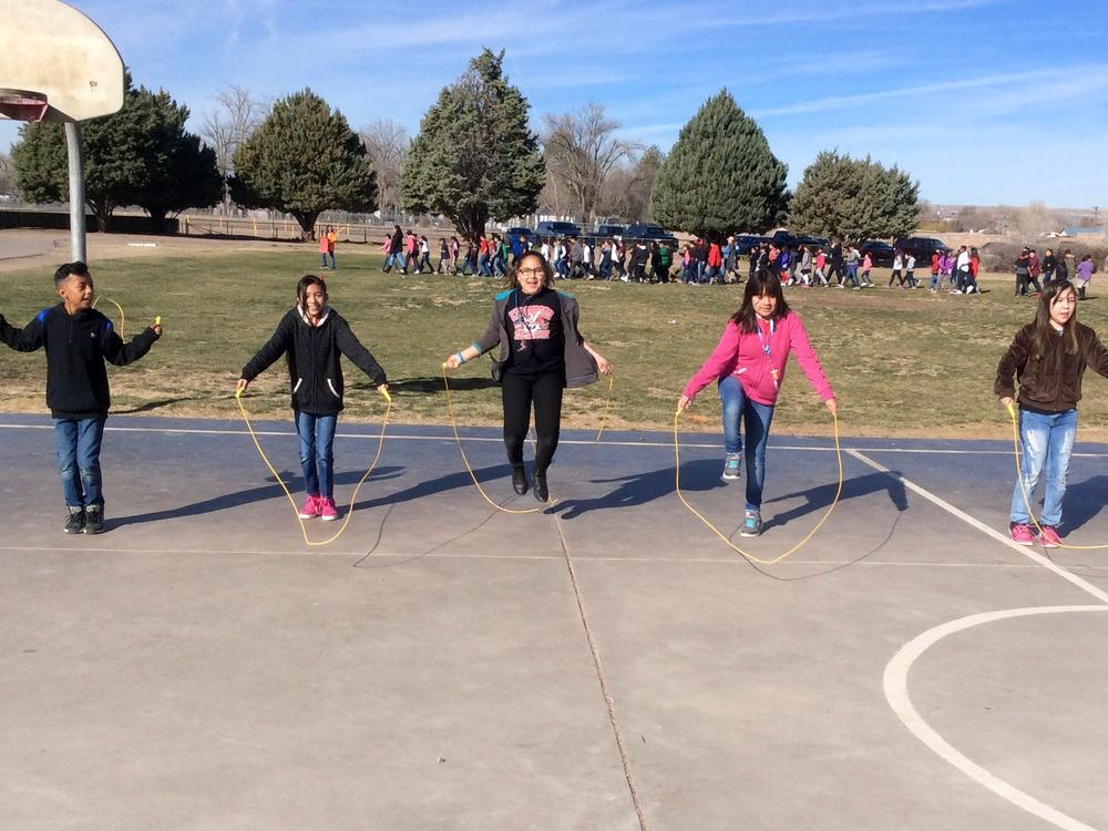 Jump Rope for Heart Pictures