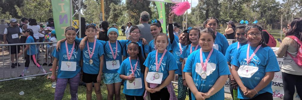Congratulations Girls on the Run for completing the Family Fun 5K! Keep  achieving your goals!