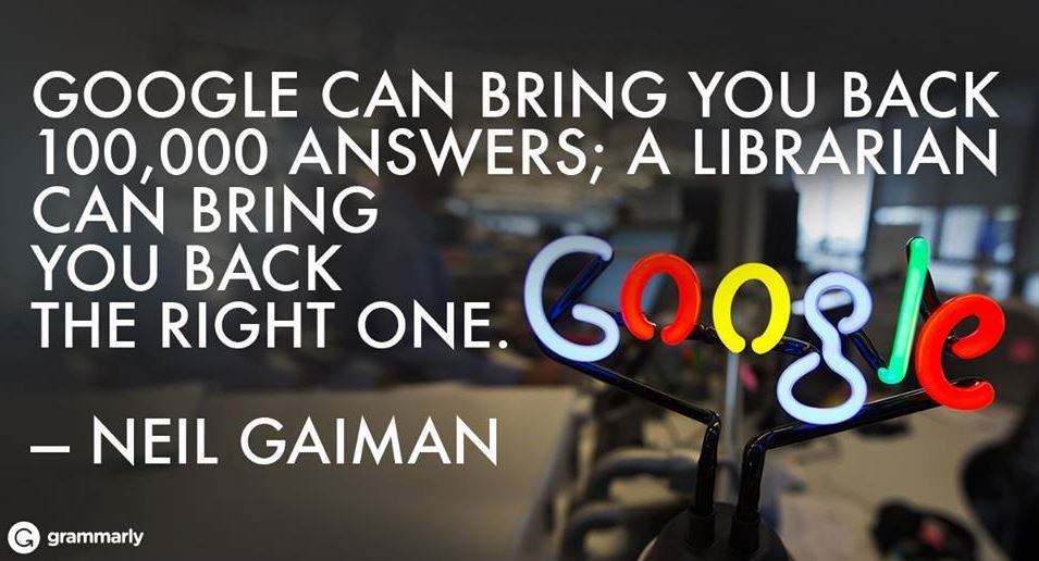 Neil Gaiman quote