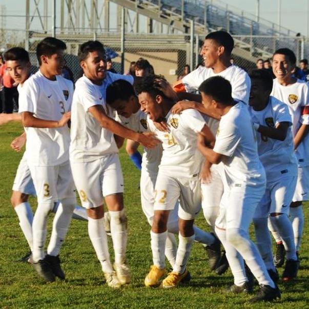 Cabrillo s Boys Soccer first playoff game will be at home on Friday the 19th of  February. Please come out to support our team.