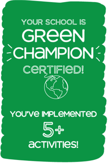 Green Champion Activities