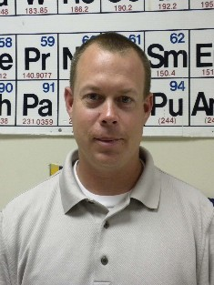 Scott Allen - Science teacher