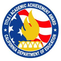 title 1 academic achievement award