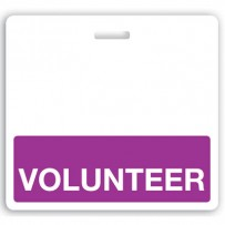 volunteer badge icon