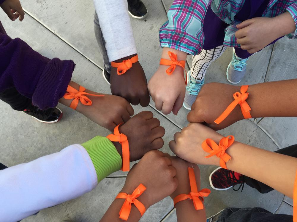 Unity Day 2nd Grade United we stand