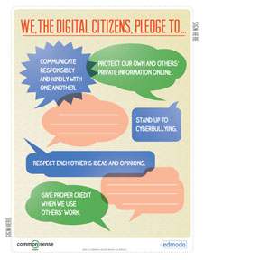 Digital Citizen Pledge