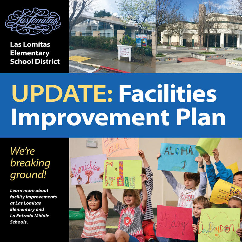 Facilities update page 1