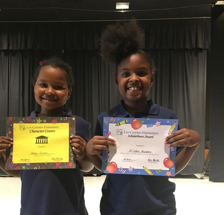March Awards 2017