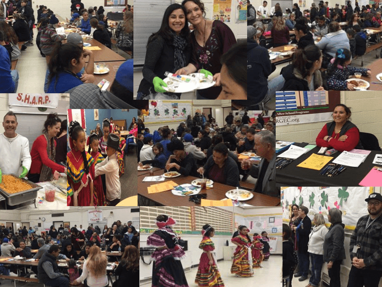 A Big Thank you! To All who joined us for a Wonderful Families Connected,  Enchilada, Title 1 Compact Night