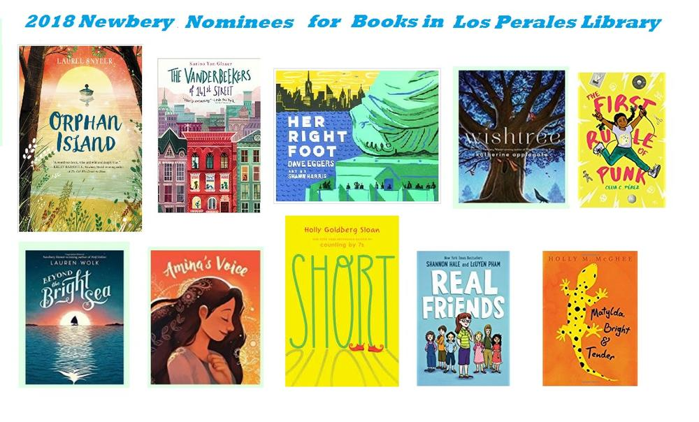 2018 mock newbery winners