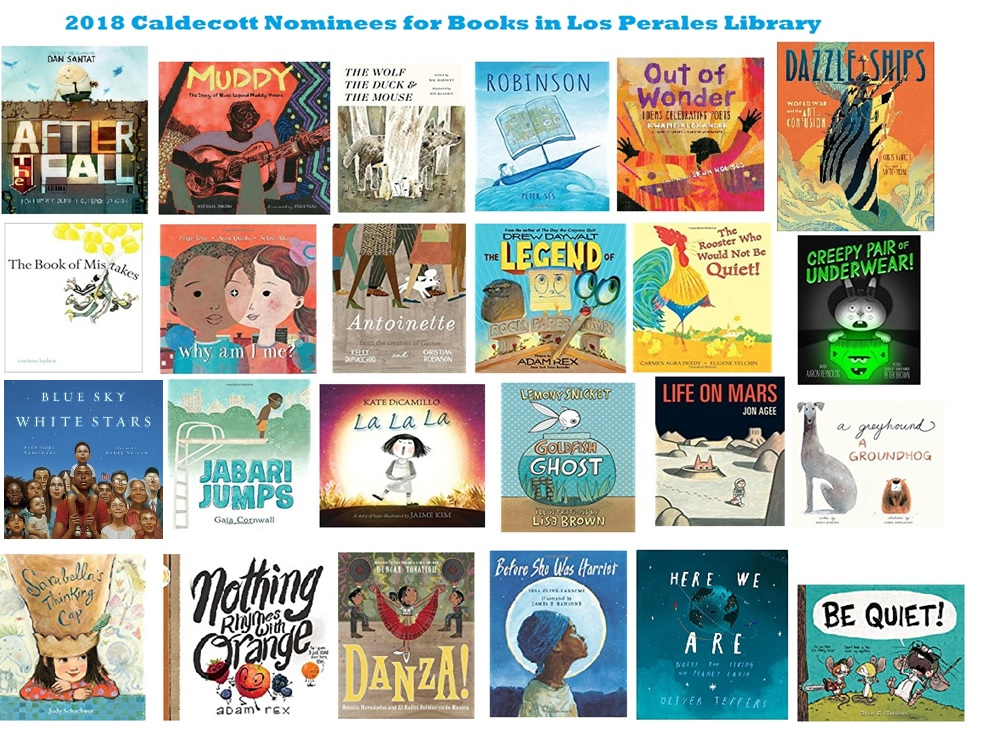 2018 mock caldecott winners