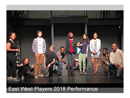 East West Players 2018 performance