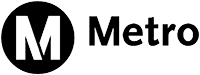 Log Angeles Metro logo