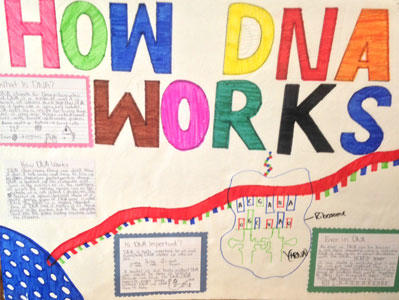 DNA Day Poster