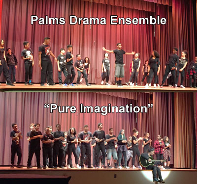 Pure Imagination drama show