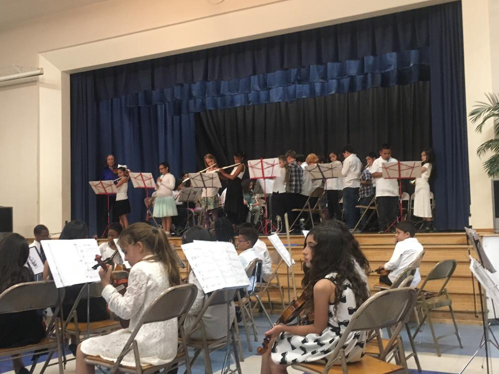2017 Orchestra Concert