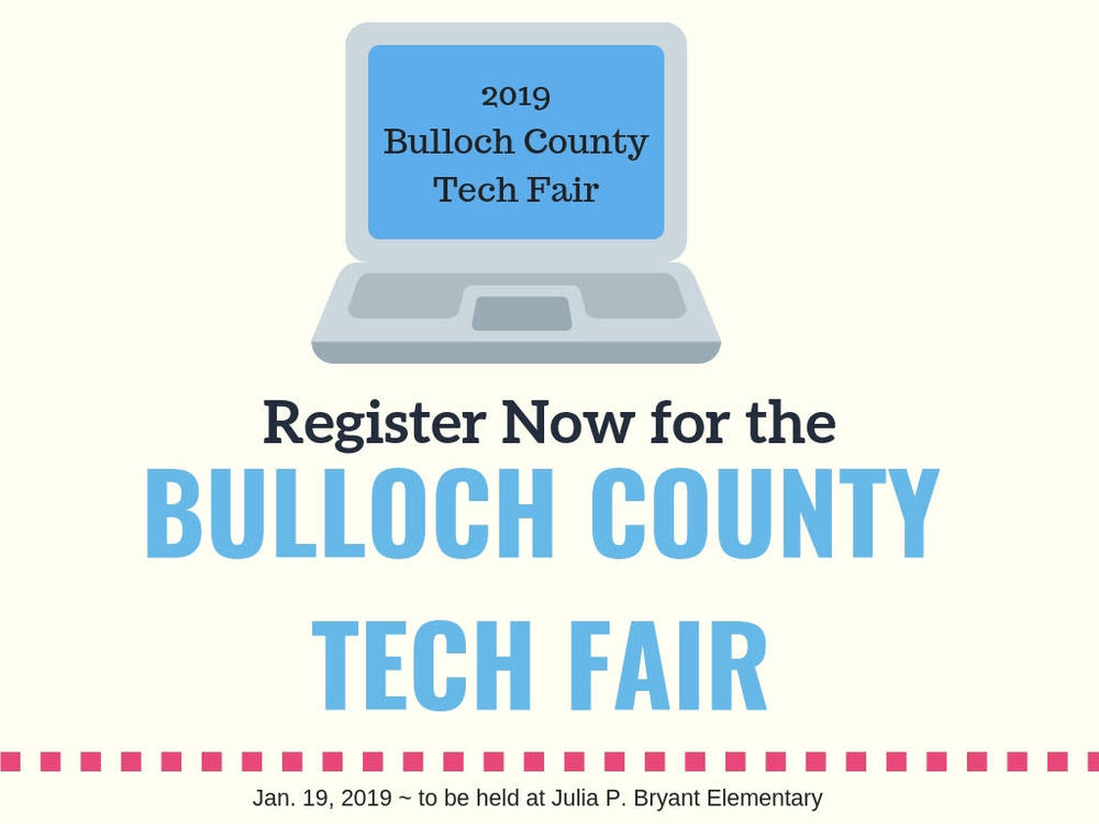 Bulloch county technology fair