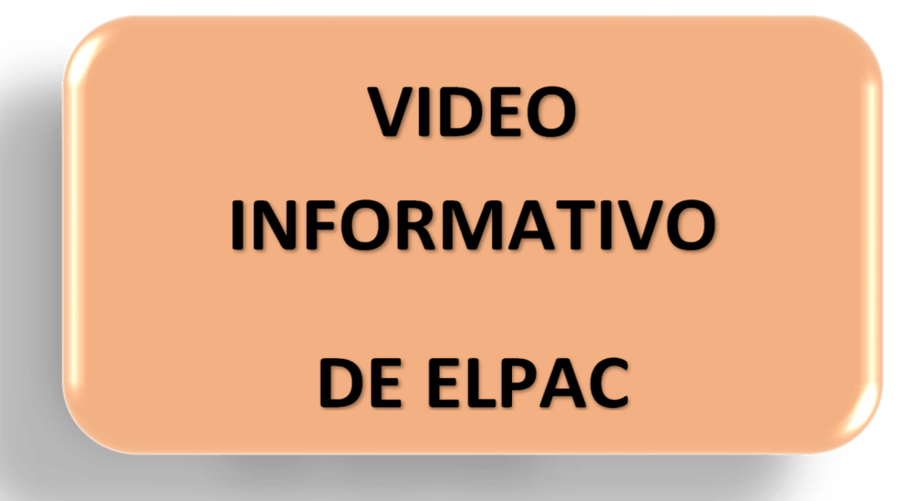 Video Informative de ELPAC