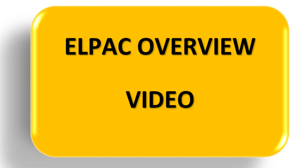 ELPAC Overview