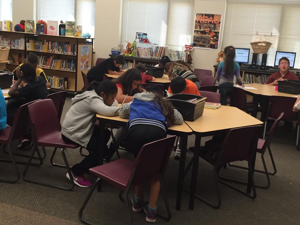 3rd graders cooperative learning