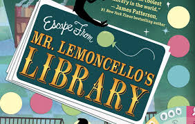 Mr. Lemoncello s Library