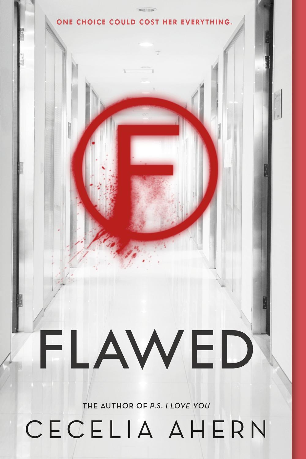 Flawed book cover picture
