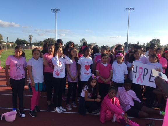ASES Pink Friday October 20, 2017
