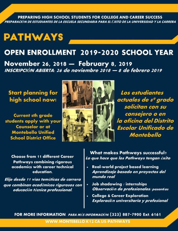 pathways information