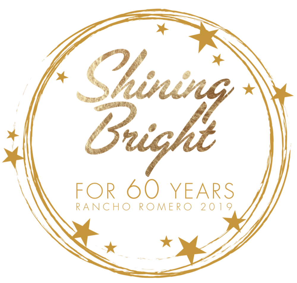 Shining Bright for 60 years Rancho Romero 2019