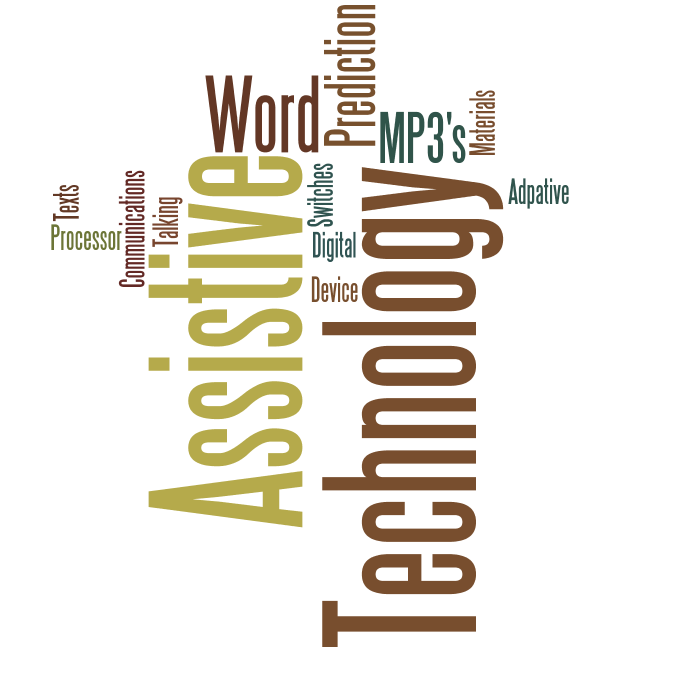 Assistive Technology wordle