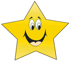 star with smiley face 2