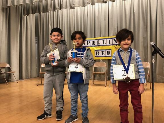 Congratulations to all of our amazing spellers!