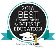 2016 NAMM Best Community Award